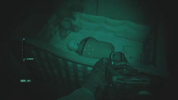 《现代战争》彩蛋玩家多次射击婴儿会被官方吐槽