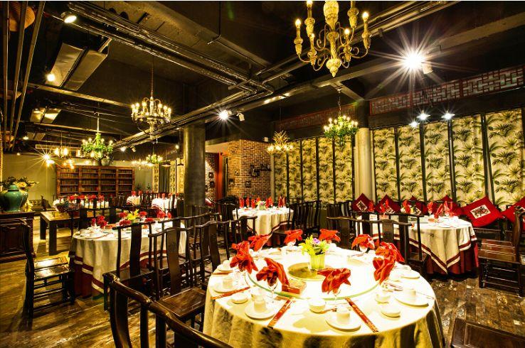 世界最大的中餐馆西湖楼酒宴