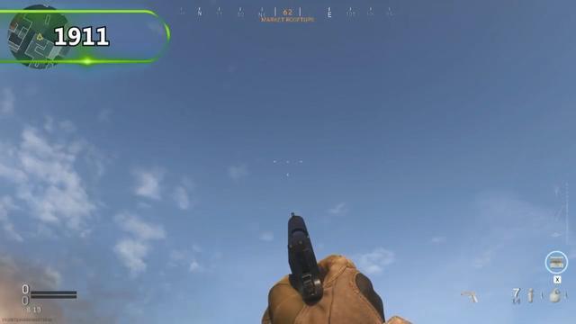 《使命召唤16》全武器演示多种武器任你挑选_玩家