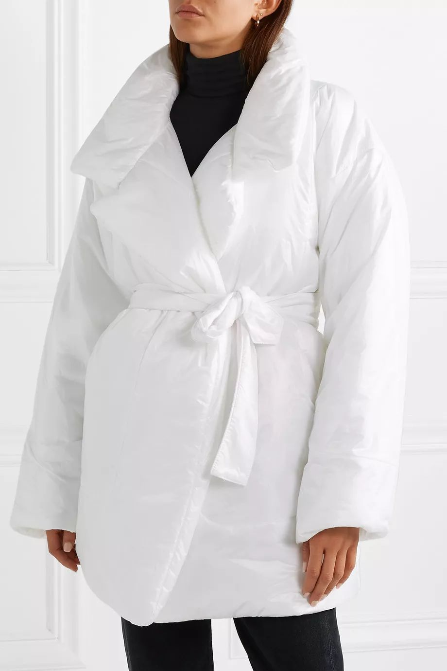 """今年的羽绒服 集体去""""整容""""了吧……"""