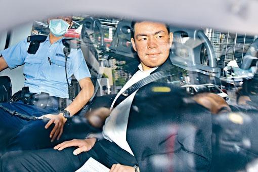 举美国国旗追打付国豪赖云龙第三次申请保释被拒