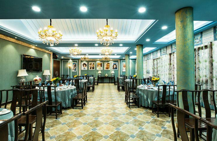 世界最大的中餐馆西湖楼婚宴