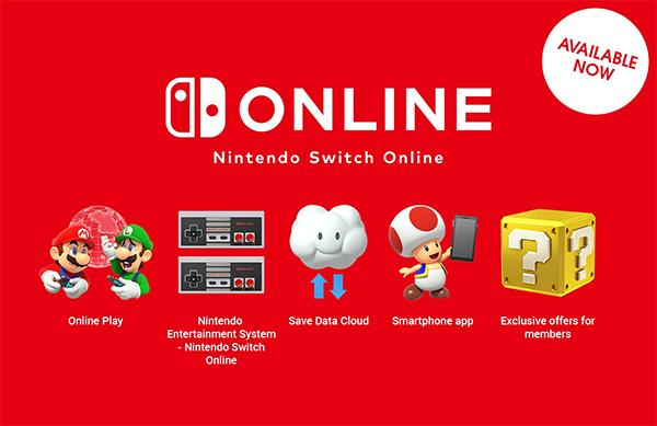 辟谣:任天堂不会抛弃SwitchOnline付费会员