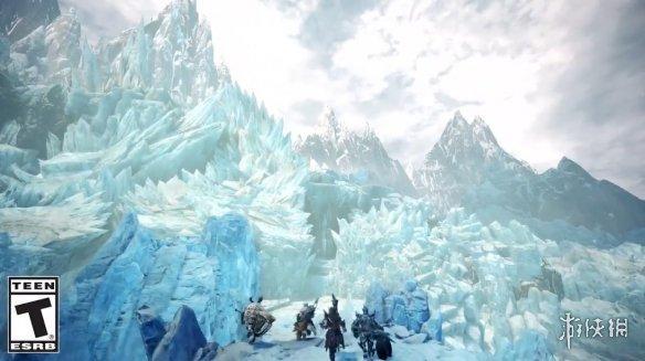 《怪猎世界:冰原》销量突破280万日均10w销售量