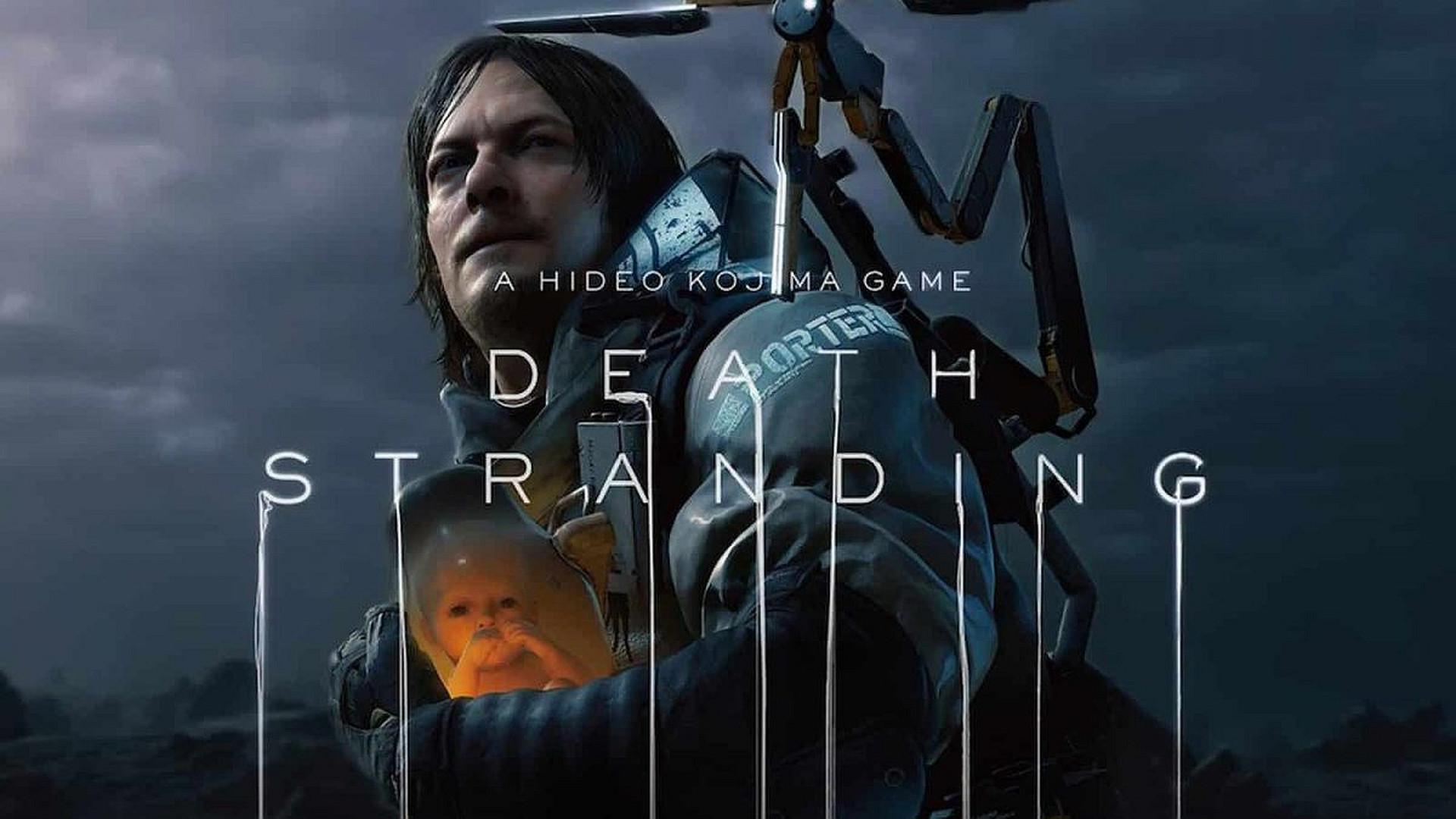 游戏午报:《死亡搁浅》2020年登陆PC,意大利发行商发行