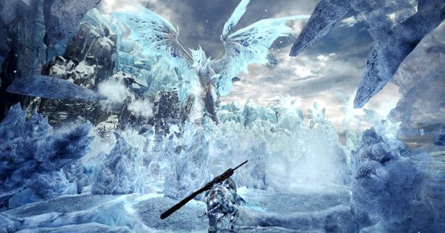 """受""""冰原""""资料片、数字游戏驱动Capcom利润创纪录_怪物"""