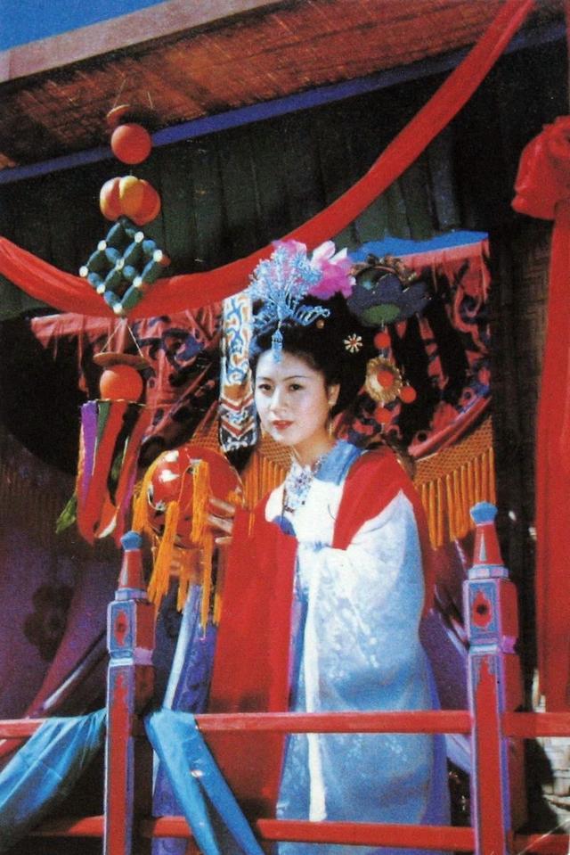 《西游记》十大经典古装美人,各有风情,谁最打动你心?