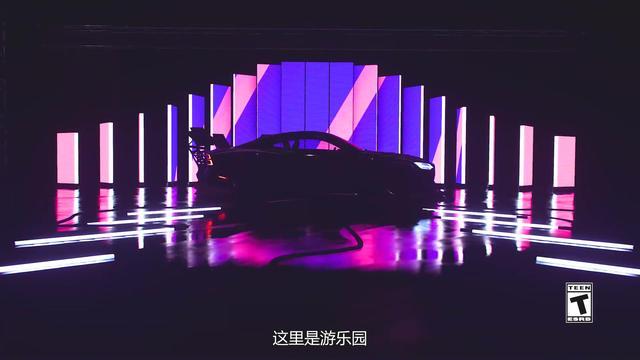 《极品飞车21:热度》中文版发售宣传片街头狂飙启动