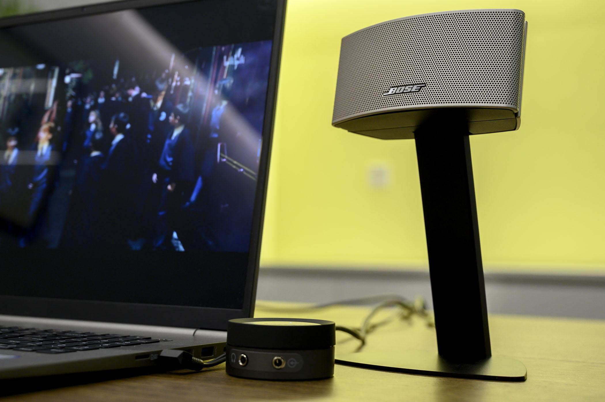 原创也能感受到家里的影院氛围,Bose C50给你想要的答案
