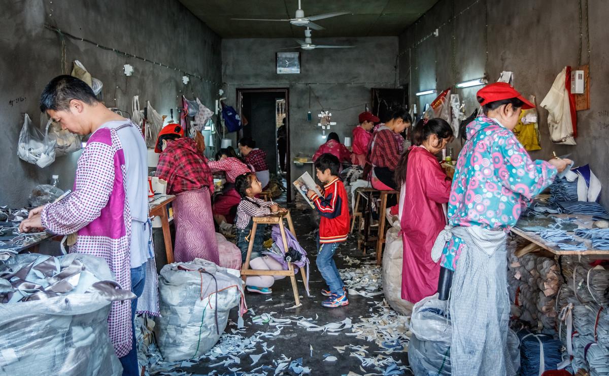 现在做服装生意赚钱_走进温州,了解这座民营经济,最为活跃的城市_中国