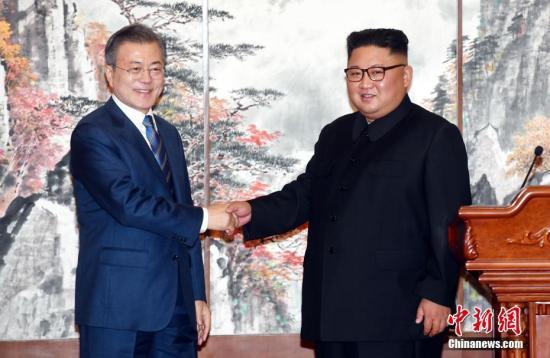 韩统一部:朝方主张以文件交换形式协商金刚山问题