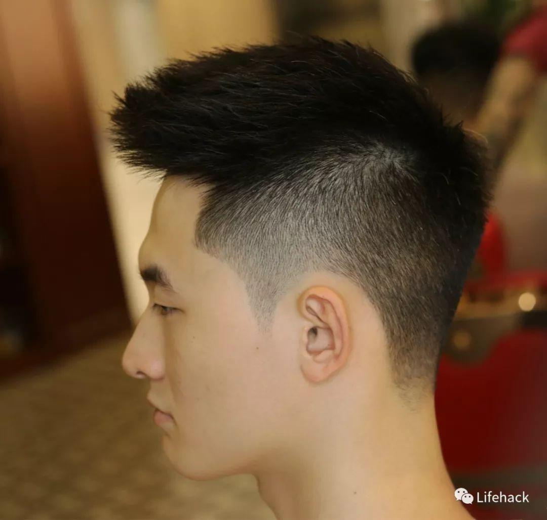 别再闰土了!这些发型超适合中国男生~_亚洲