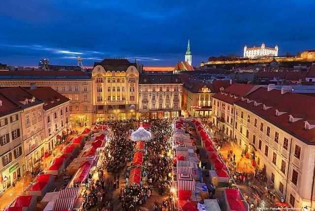 为什么移民斯洛伐克等于移民奥地利?