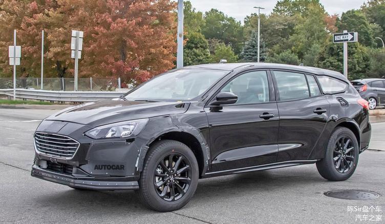福特的新跨界车将取代蒙迪欧/S-Max