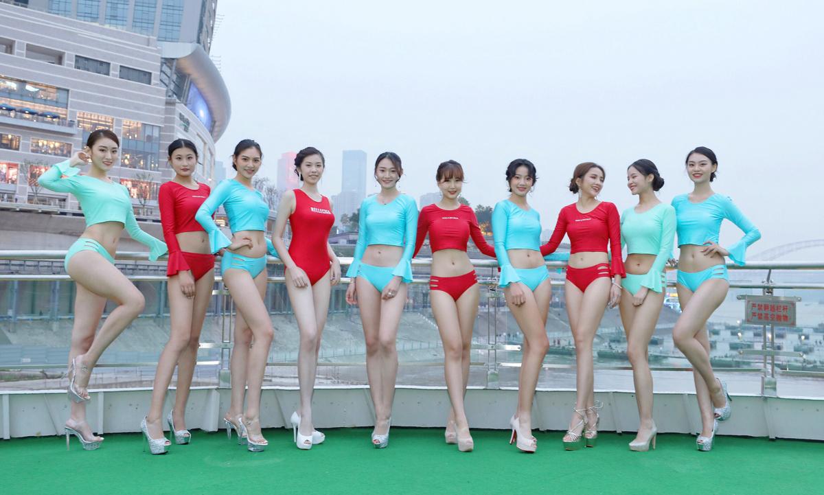 RELLECIGA腰精系列泳衣闪耀2019全球城市形象大使大中华决赛