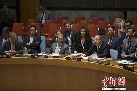中国代表驳斥美国等个别国家涉疆不实言论