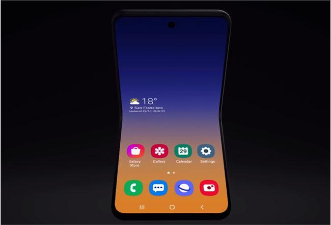 三星下一代可折叠手机将在2020上市?