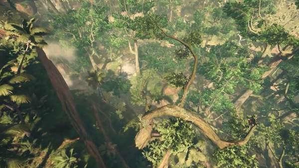 《祖先:人類史詩》主機版預告12月6日登陸PS4/Xbox1_Epic