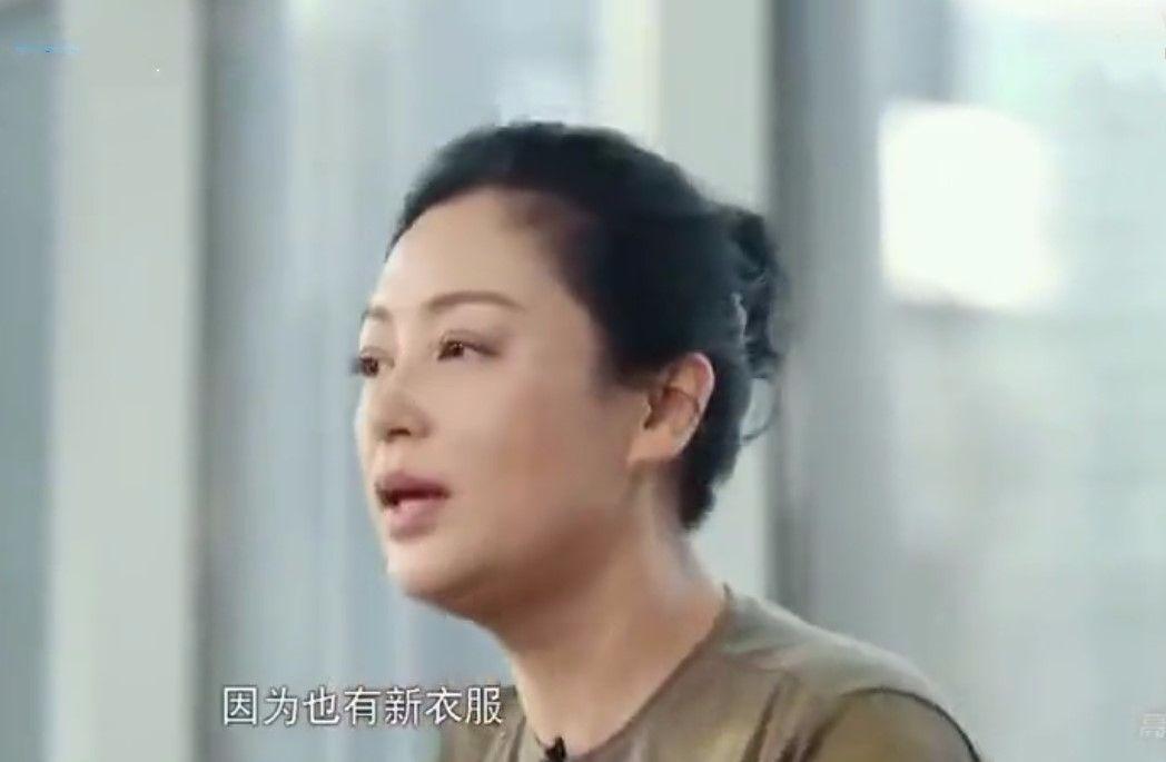 陈红晒健身视频,穿一身运动服扮嫩,身材发福脸衰老的真实!_状态