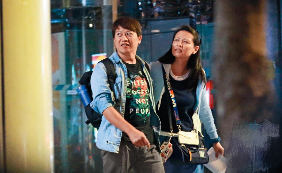 49岁台湾女星被曝新恋情,与成熟男子亲密逛街疑似已同居