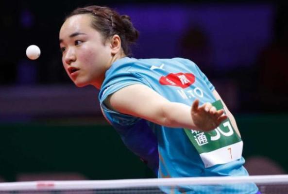 世界杯国乒剑指冠军,刘诗雯另有目标