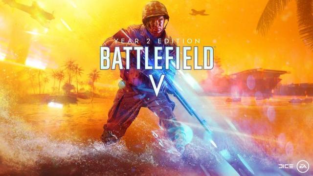 《戰地5》第二年版本正式公布Origin售價約421元_武器