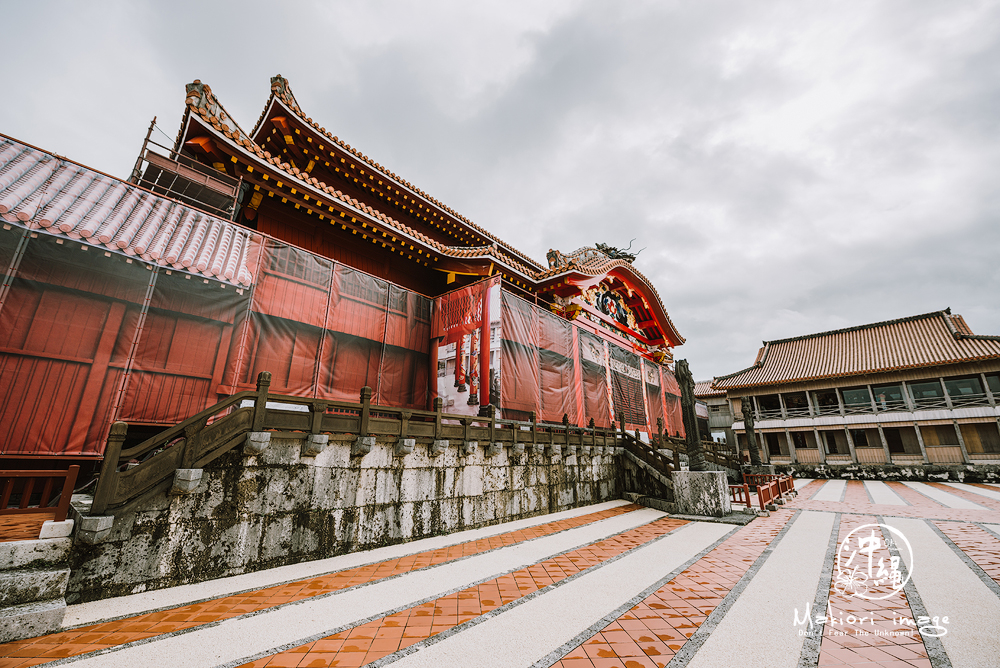 痛心疾首!又一座世界遗产消失~冲绳首里城