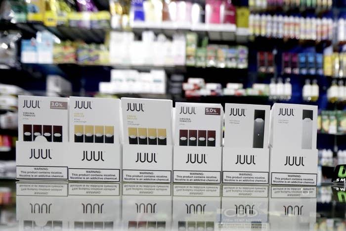 前高管遭炒后提告 曝Juul曾出售百万支污染烟嘴