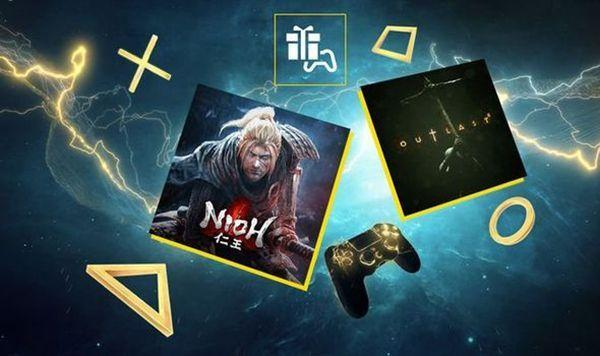 PlayStation十一月会免:《仁王》+《逃生2》