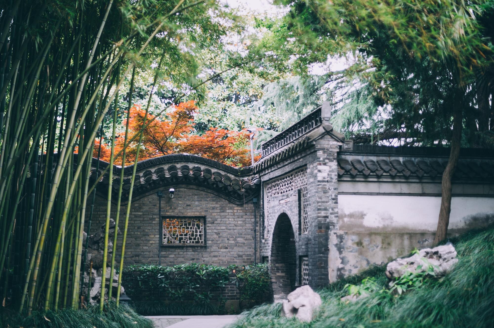 原創             泰州鬧市中藏著一座私宅大院,可媲美揚州園林,被譽為江左第一園