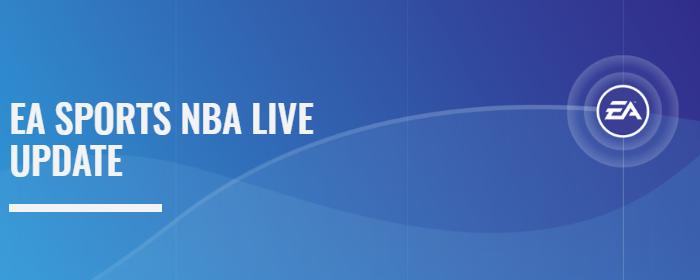 EA宣布《NBALIVE20》已被放鸽子将注重新平台上的体验_Live