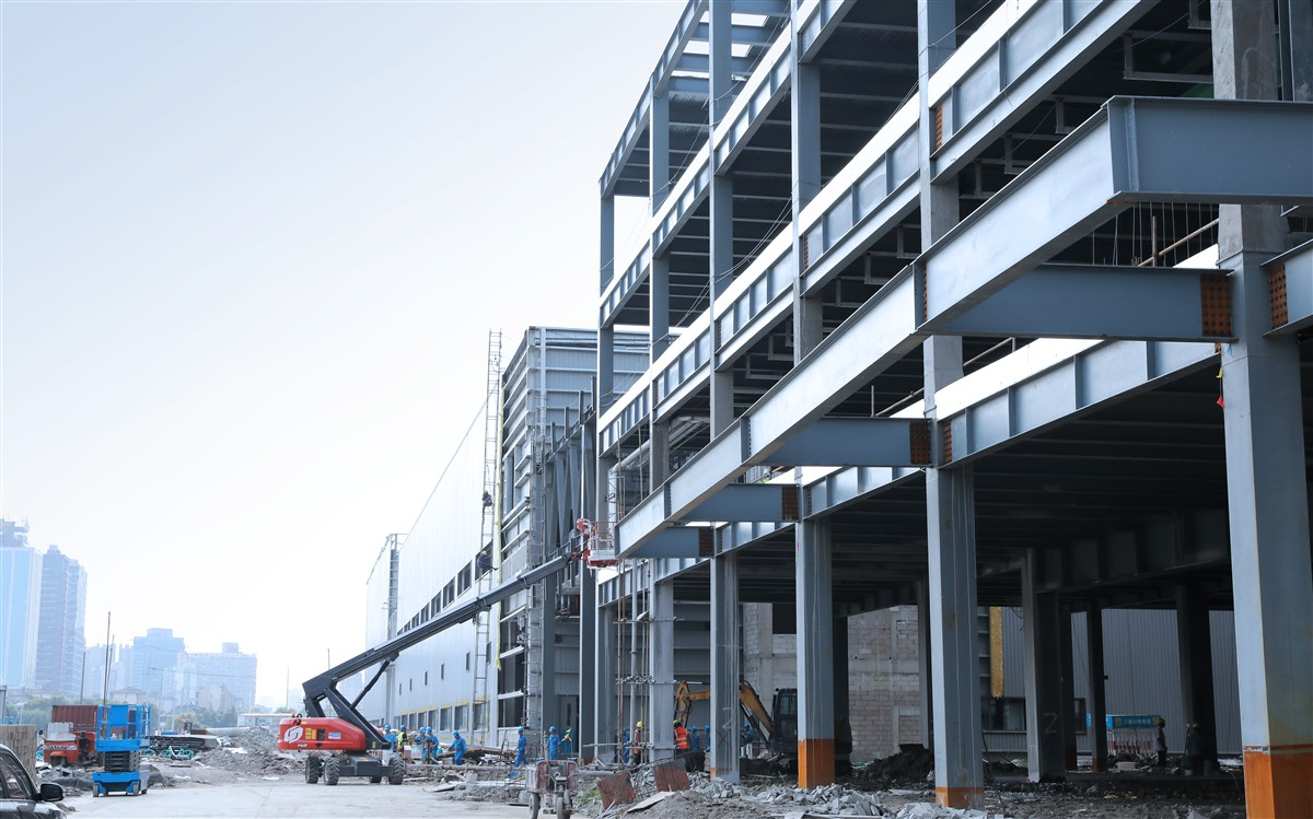 上汽大众MEB工厂完工在即,留给新势力的时间窗口仅剩一年-新经济