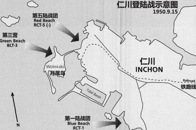 仁川登陆战,麦克阿瑟赢在一时,却输了一生