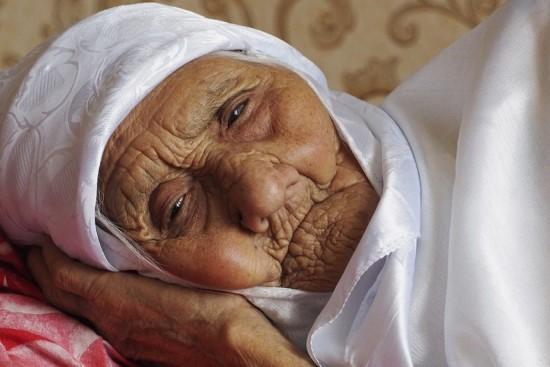 124岁俄罗斯老妪仙逝!据称是世界最年长老人,百岁前不曾就医