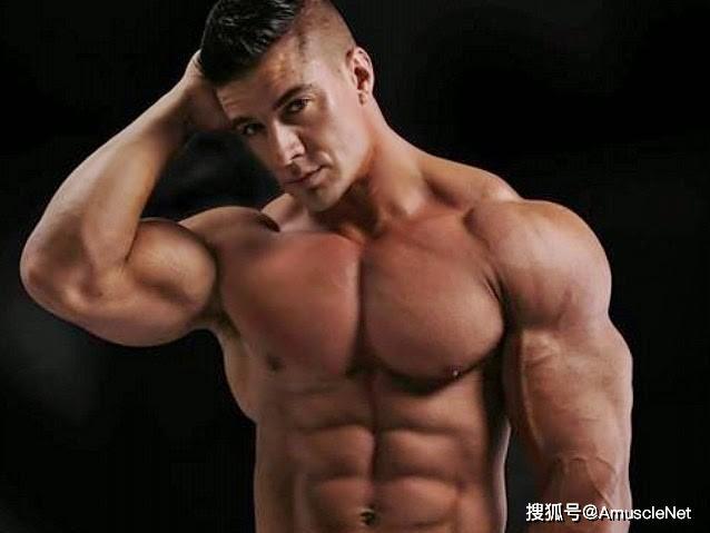 公然两个练习循环就变大了,是什么胸肌动作这么有用?