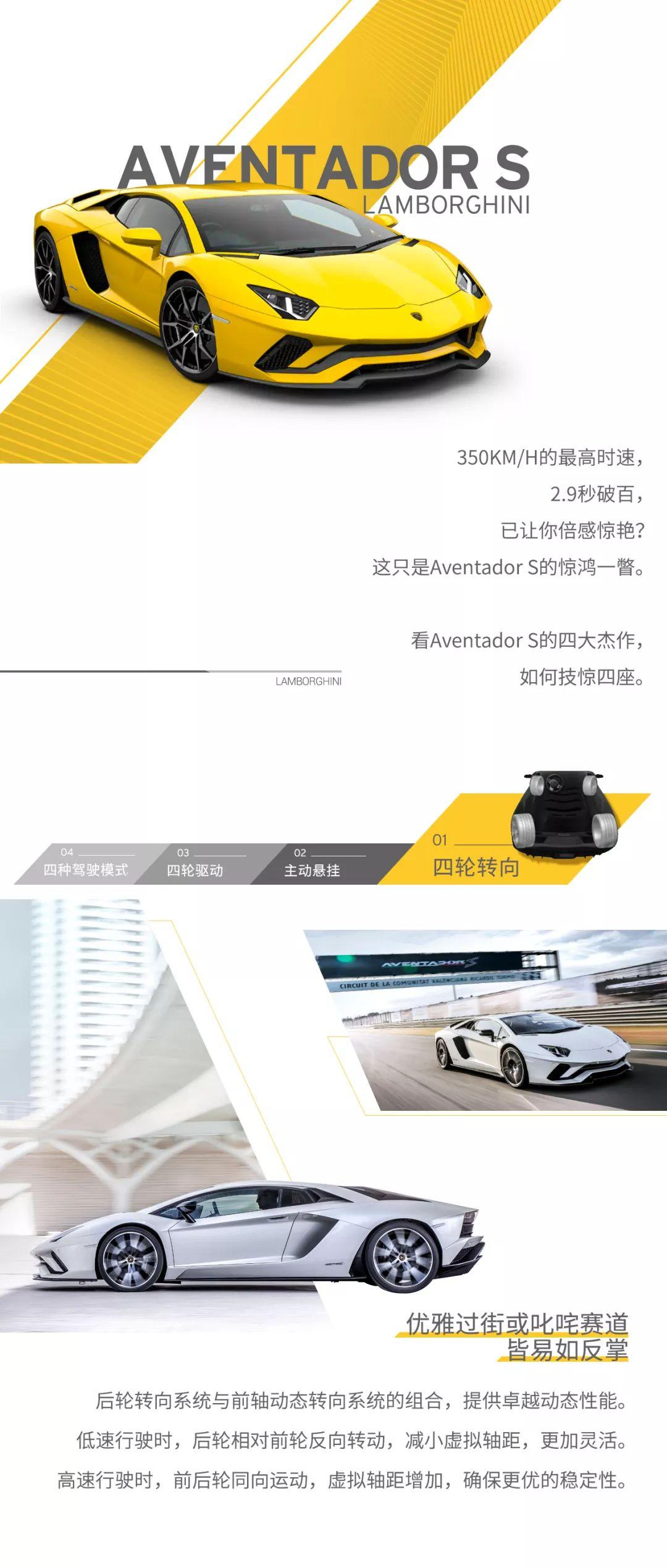 "<b>看Aventador S如何技惊""四""座</b>"