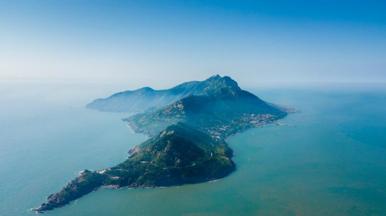 青岛灵山岛省级自然保护区总体规划获批_海岛