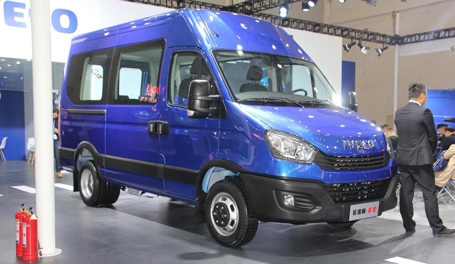 搭载2.3T与3.0T柴油发动机,2020款依维柯·欧胜上市售价14.69万起