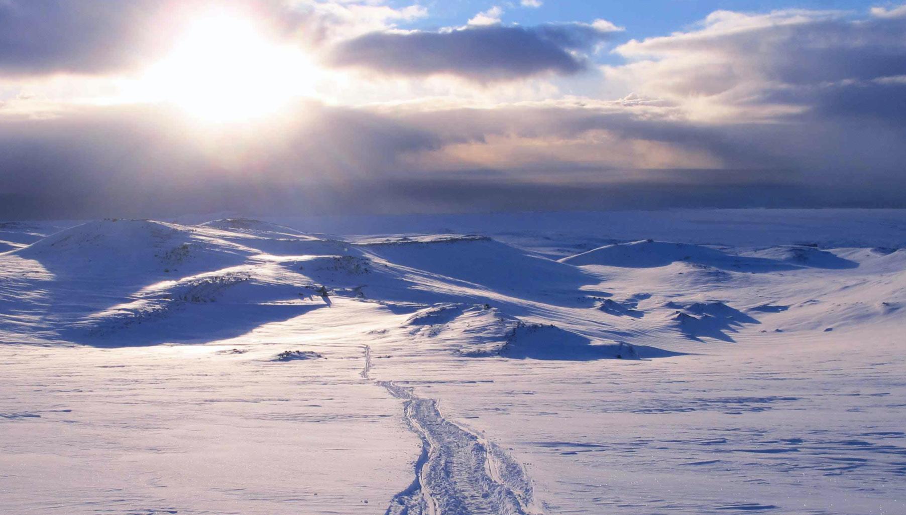 冰岛除了极光,还有这些美到让人窒息的地方_冰川