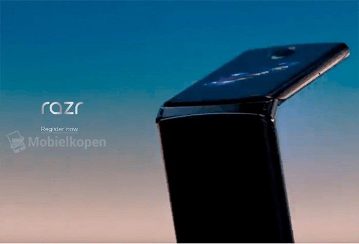摩托罗拉RAZR可折叠手机最新渲染图释出:加入新铰链设计