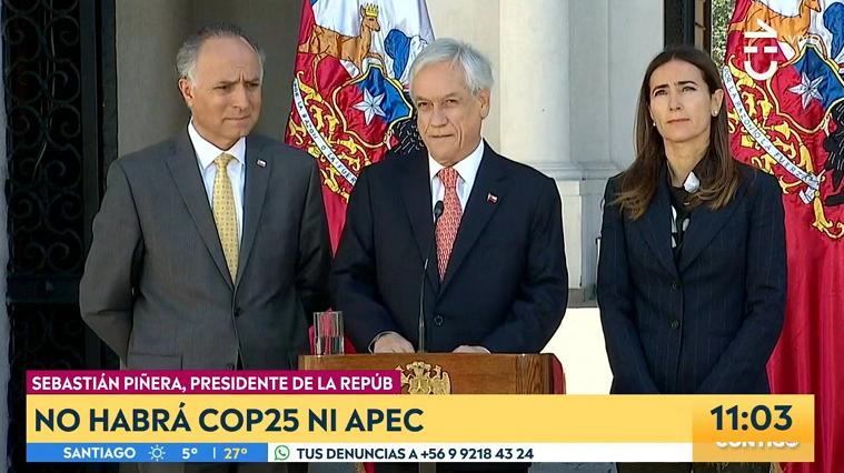 智利放弃后,西班牙愿接手气候大会