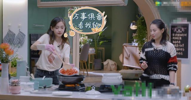 """杨颖秀厨艺又""""翻车"""",关于频频惹争议,她说都是挑选不妥惹的祸"""