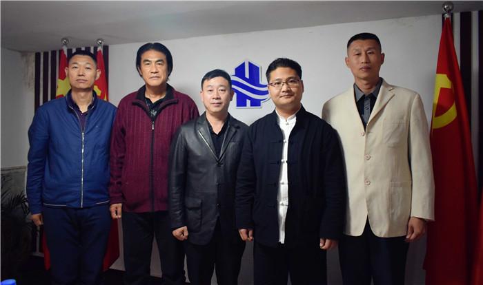 河北省经济技术协作促进会设立北部湾办事处