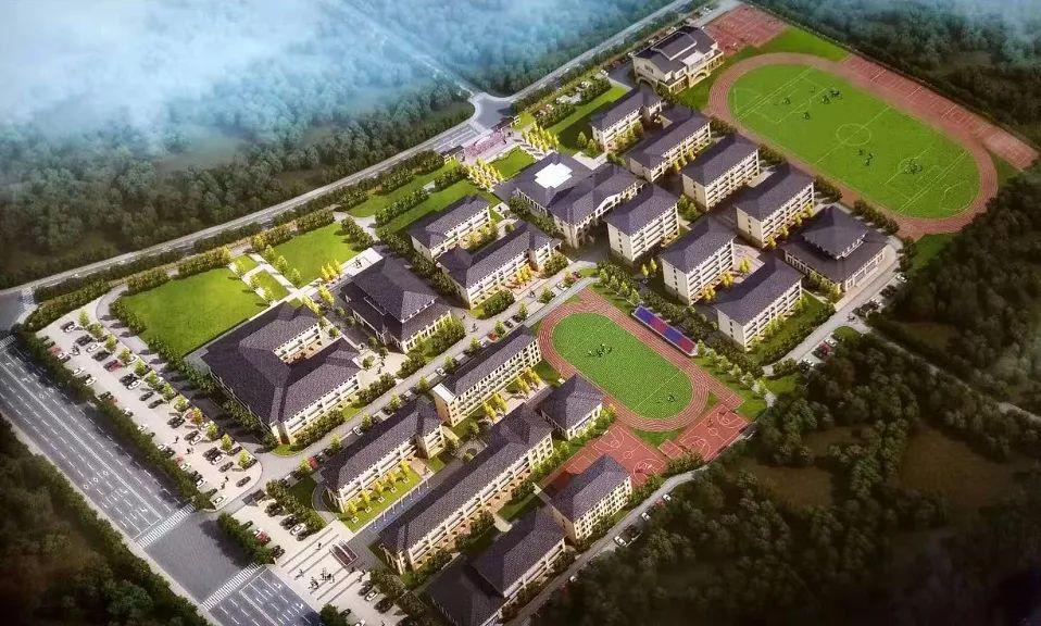 德安县丰林新区规划图