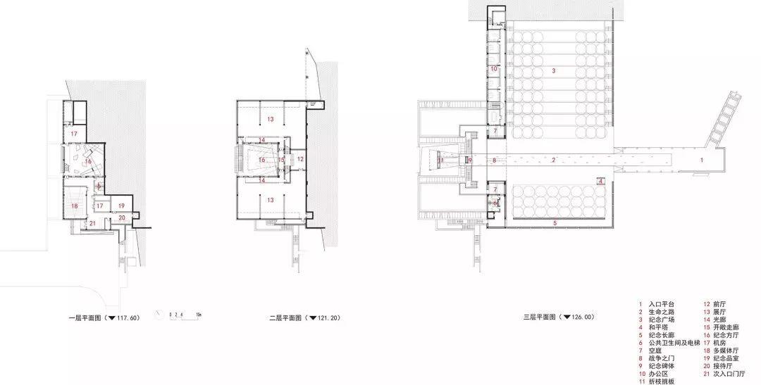 林启恩纪念中学平面图