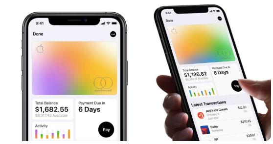 勢不可擋,高盛僅一個半月就為 Apple Card 用戶發放了 10 億美元信用額度