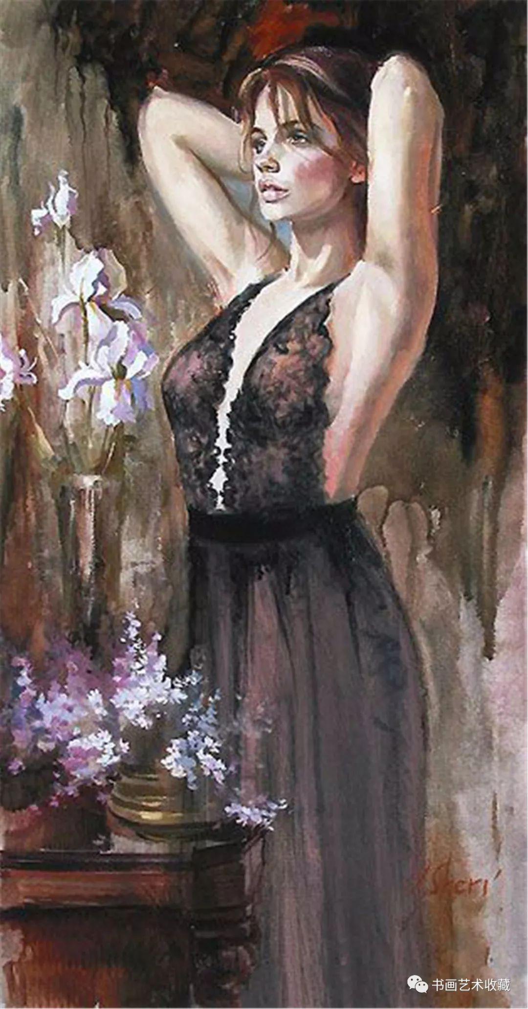 烏克蘭繪畫:漫山遍野的女人呵 為了什么而美麗?