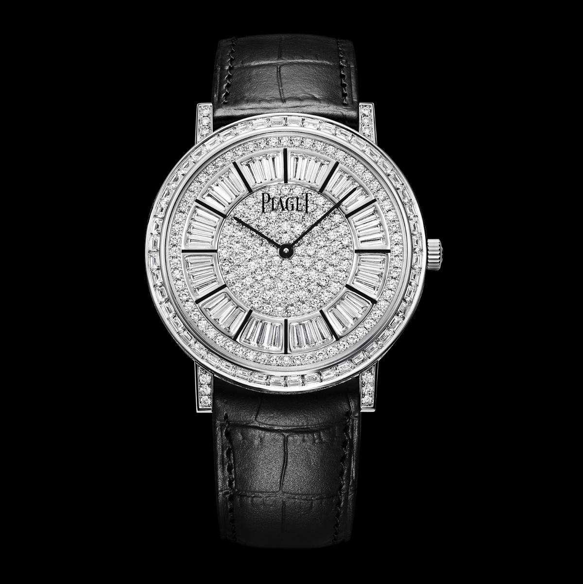 将精湛的制表工艺与独特的审美观念融入腕表的制作之中的伯爵  贵阳回收手表