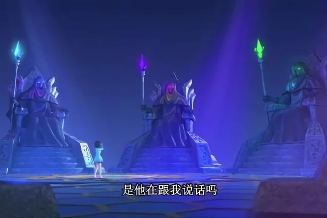 叶罗丽官方其实早有预示,叶罗丽战士就是灵犀阁新一批的继承者