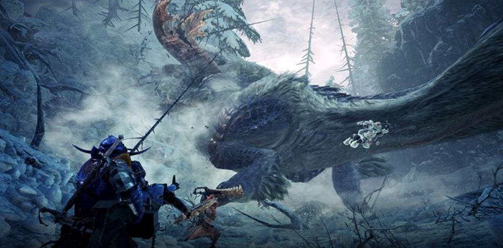 """《怪物猎人:冰原》""""生化""""联动任务日期公布"""